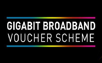 National Gigabit Broadband Voucher Scheme to kick-start a full fibre future