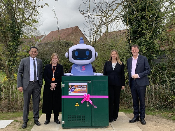 Ultrafast Fibre Broadband Has Arrived In Uttlesford